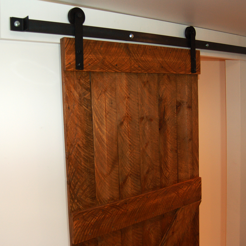 Porte coulissante panache labo de bois for Porte grange